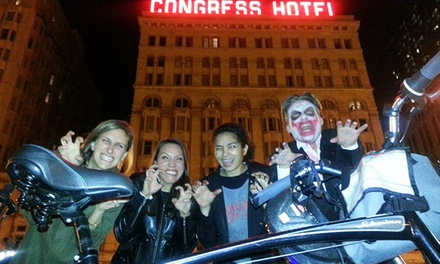 Fright Hike Halloween Bike Tour for One or Two from Bobby's Bike Hike (Up to Half Off). 19 Dates Available.