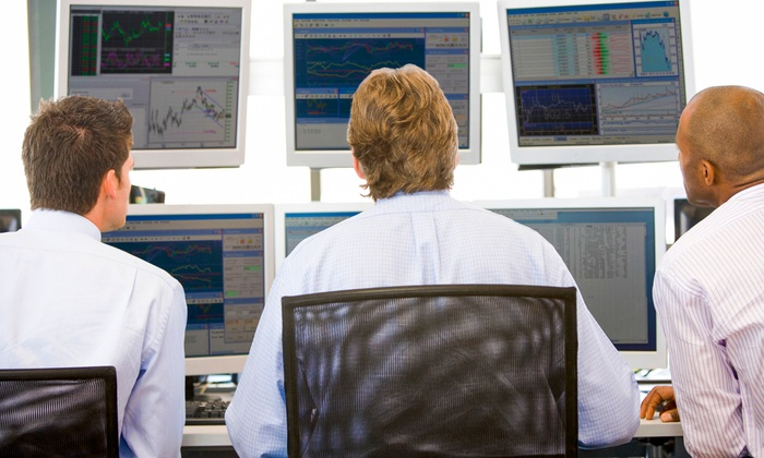 Equity Trading Capital - Financial District: Two-Hour, Eight-Hour, or Four-Day Live Equities-Trading Course from Equity Trading Capital (Up to 81% Off)