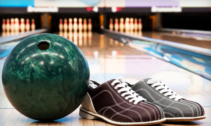 Capital Lanes - Tallahassee: Two Games of Bowling for Two or Four with Shoe Rental at Capital Lanes (Up to 56% Off)