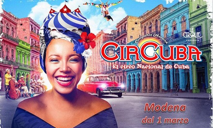 Circuba a Modena