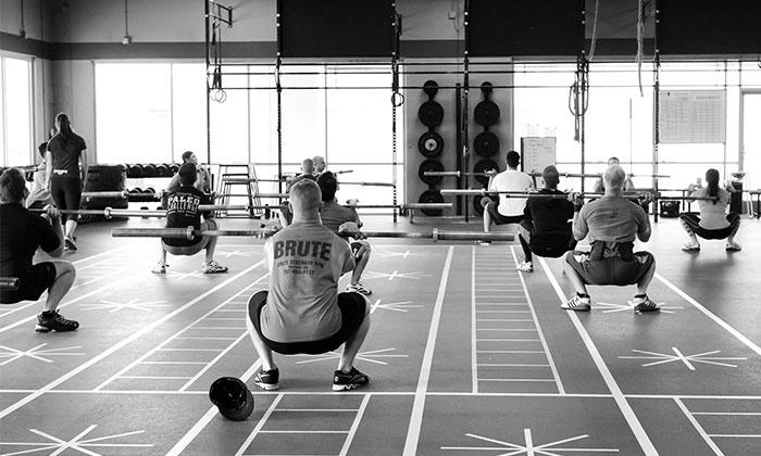 Rocklin CrossFit of Roseville - Folsom Road: $25 for 12 CrossFit or CrossFit Light Classes at CrossFit (Up to $199 Value)