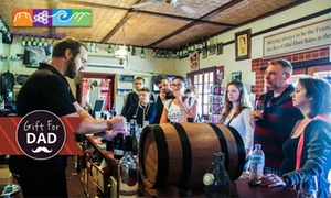 Groovy Grape Tours: $59 for a Full-Day Barossa Winery Tour including Gourmet Lunch with Groovy Grape Tours (Up to $109 Value)