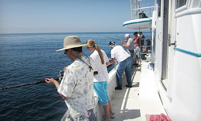 Up To 54 Off From Sea Spirit Fishing