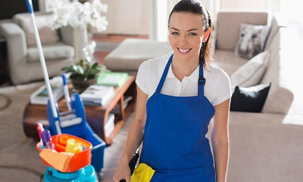 Two-, 2.5-, Three-, or Four-Hour Housecleaning Session from Handy (Up to 51% Off)