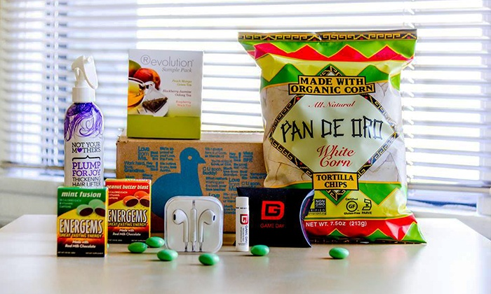 Pijon: $49 for a Semester of College Care Packages from Pijon ($108 Value)