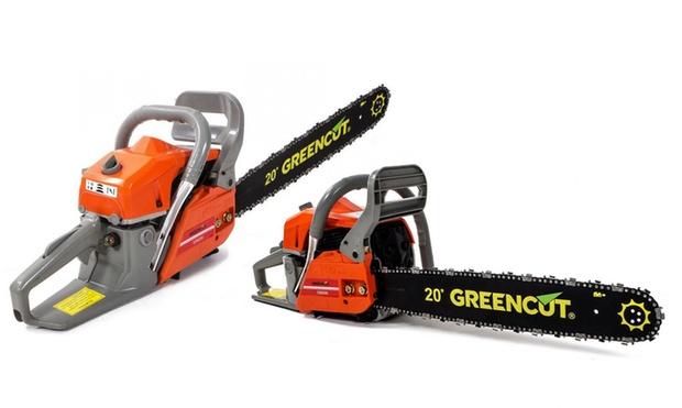 Motosierras greencut groupon goods - Motosierra electrica o gasolina ...