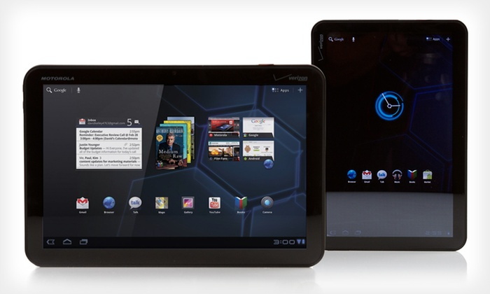 Motorola Xoom 32GB WiFi Tablet: $229 for a Motorola Xoom 32GB WiFi Tablet (Refurbished) ($499 List Price). Free Shipping and Free Returns.
