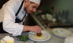 La Boutique del Gusto (Vestone): Pranzo o cena a domicilio per 2, 4, 6 o 8 persone con lo chef Andrea Benini (sconto fino a 58%). Valido in 4 sedi