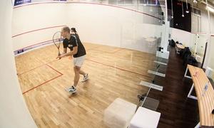 Powersquash: Squash: 1 godz. gry z wypożyczeniem sprzętu i szkoleniem za 39,99 zł i więcej opcji w Powersquash