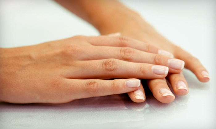 Lan's Special Nails - Germantown: Mani-Pedi for One or Two at Lan's Special Nails (Up to 56% Off)