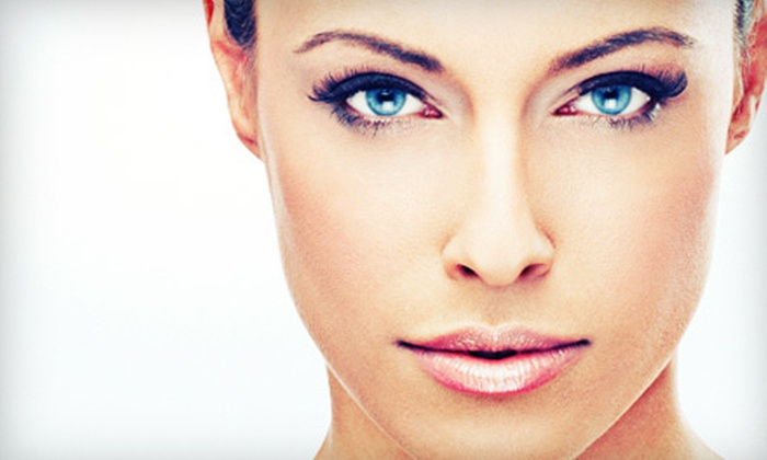 Lighten Up Salon & Spa - Mount Olive: One, Two, or Three Facials at Lighten Up Salon & Spa in Budd Lake (Up to 65% Off)