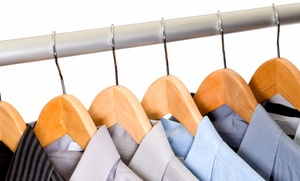 Wilsons Laudnry And Dry Cleaning: $10 for $25 Worth of Garment Care — Wilson's Laundry and Dry Cleanng