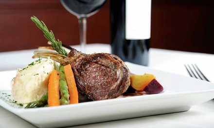 $25 for $50 Worth of Upscale Southern Cuisine at The English Grill