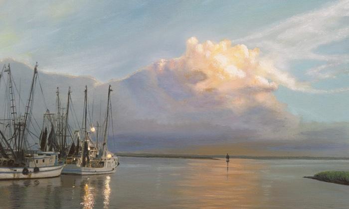 Steven Jordan Art - Mount Pleasant: One, Four, or Eight 2-Hour Art Lessons at Steven Jordan Art (Up to 58% Off)