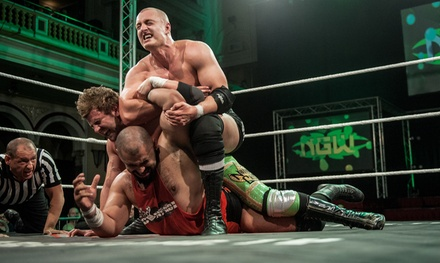Live Wrestling Show on 23 December at Hull City Hall (Up to 39% Off)