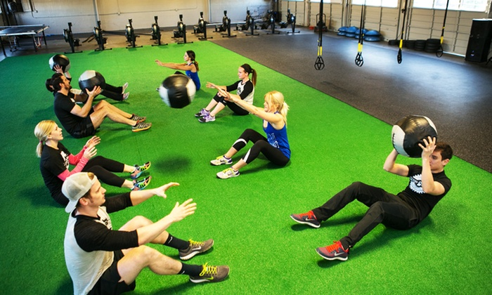 Fit Factory Nashville - Fit Factory Nashville: $39 for One Month of Unlimited Morning Group Fitness Classes at Fit Factory Nashville ($119 Value)