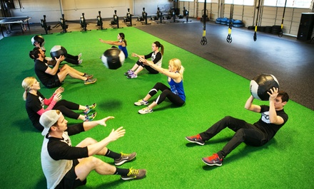 $39 for One Month of Unlimited Group Fitness Classes at Fit Factory Nashville ($119 Value)