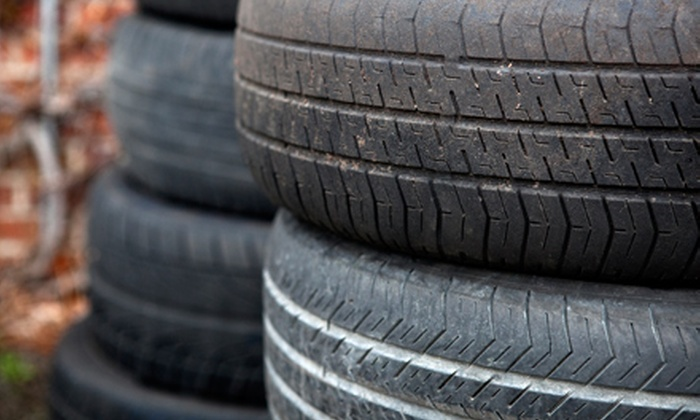 Discount Tire and Auto Service - Sierra Mirada: $40 for $90 Towards New Tires and Installation at Discount Tire and Auto Service