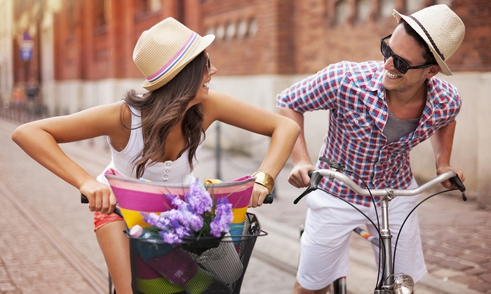 Liverpool Cycle Tours - Safetstore UK: 90-Minute Liverpool City Centre Bicycle Tour for One or Two with Liverpool Cycle Tours (53% Off)