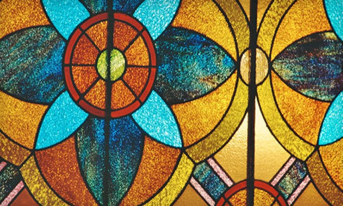 Udaan Arts & Cooking - Old Colorado City: Two-Day Stained-Glass Workshop for One or Two at Udaan Arts & Cooking (Up to 51% Off)