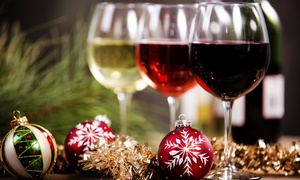 H-G Vineyards: Admission for One or Two to the Merry Little Christmas Party on Saturday, Dec. 12 (Up to 51% Off). Four Options.
