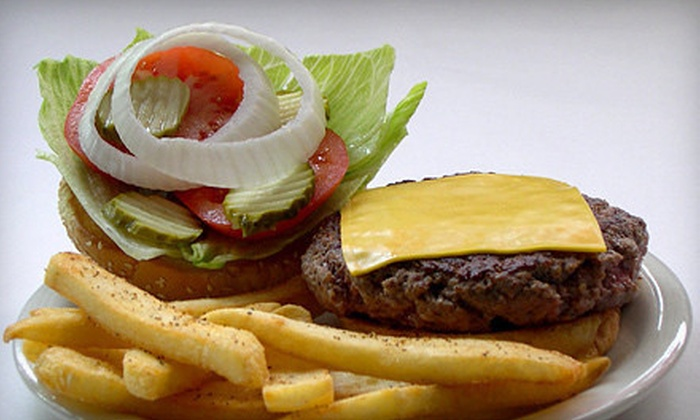 Famous Joes - Buford-Dacula: Casual American Food and Drinks at Famous Joes (Up to 53% Off). Two Options Available.
