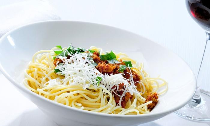 La Galleria - Downtown Edmonds: Italian Cuisine at La Galleria (Up to 59% Off). Three Options Available.