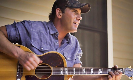 Guys With Guitars Under The Stars w/ Rodney Atkins at Pennysaver Amphitheater on June 16 (Up to 52% Off)