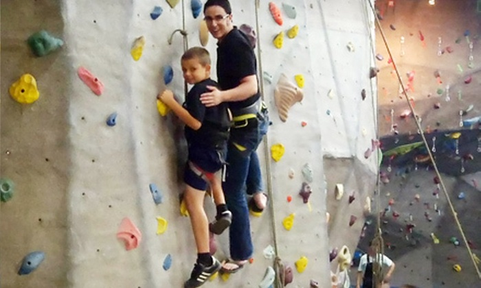 Triangle Rock Club - Morrisville: $149 for a Five-Day, Full-Day Youth Track Out Camp at Triangle Rock Club ($300 Value)