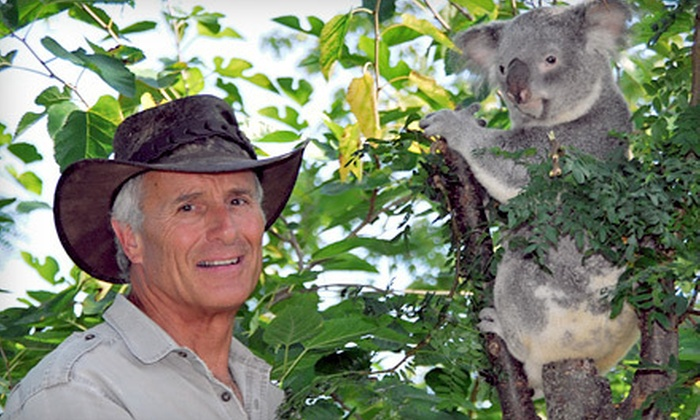 Jack Hanna's Into the Wild Live - State Theatre: Jack Hanna's Into the Wild Live at State Theatre on October 7 at 3 p.m. (Up to 52% Off). Two Seating Options Available.