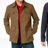 Fleet Street Men's Field Utility Jacket