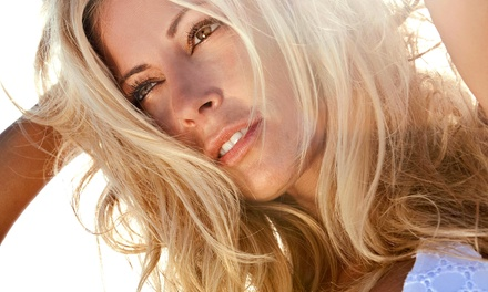 Full-Body Spray Tans from Endless Beauty by Stephanie at Rumors Salon (Up to 53% Off). Three Options Available.