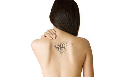 Laser Tattoo Removal: 10 ($39), 20 ($59) or 30 Minutes ($79) at Laser and Lashes (Up to $350 Value)