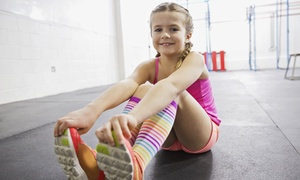 My Gym: $49 for a Lifetime Membership with 4 Kids' Classes and 4 Play Sessions at My Gym in Potomac ($169 Value)