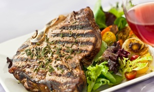 Hues Boutique Hotel: Four-Course Lunch or Dinner for Up to Four from Metro Restaurant at Hues Boutique Hotel (Up to 53% Off)