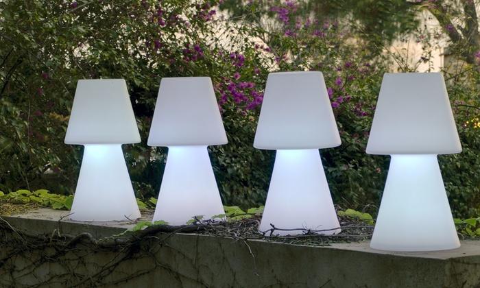 Lampada da terra per esterno: lampada da terra per esterno in ottone