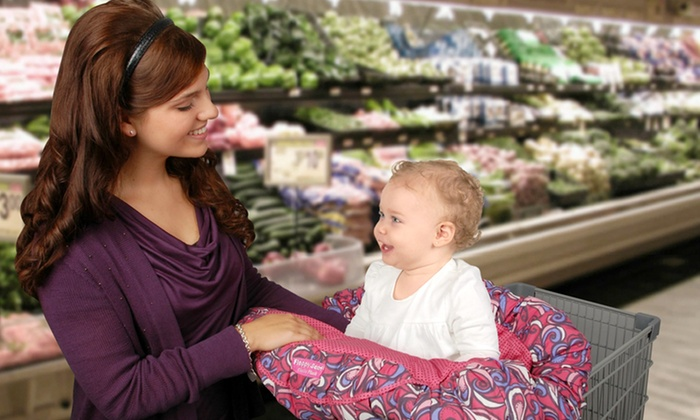 Floppy Seat Baby Shopping-Cart and High-Chair Cover. Multiple Styles from $19.99$29.99. Free Returns