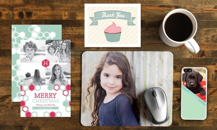 $27 for $70 Worth of Personalized Printed Goods from Vistaprint