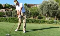 6 o 10 horas de clases de golf para todos los niveles desde 34,95 € en el Real Golf de Bendinat