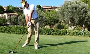 Real Golf Bendinat: 6 o 10 horas de clases de golf en horario de mañana o tarde desde 29,95 € en Real Golf Bendinat