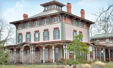 Gift a 2-Night Stay for Two at The Southern Mansion in Cape May, NJ