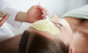 Studio le 7e élément: Mani-Pedi, Facial and Back Treatment at Studio le 7e élément (Up to 77% Off)
