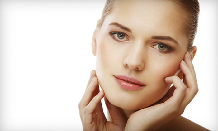 Fit Spa - League City: $49 for a Deep-Cleansing Facial with Choice of an Enzyme or Chemical Peel at Fit Spa ($100 Value)