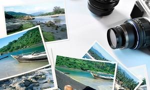 Envía tu foto: Desde $265 por revelado digital de 80, 150, 300 o 500 fotos de 13 x 18 cm con opción a 5 ampliaciones en Envía tu foto
