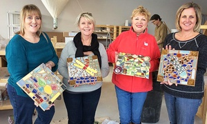Terra Domus Design Group: Beginner Mosaic Class for One or Two, or Private Class for Eight at Terra Domus Design Group (Up to 61% Off)