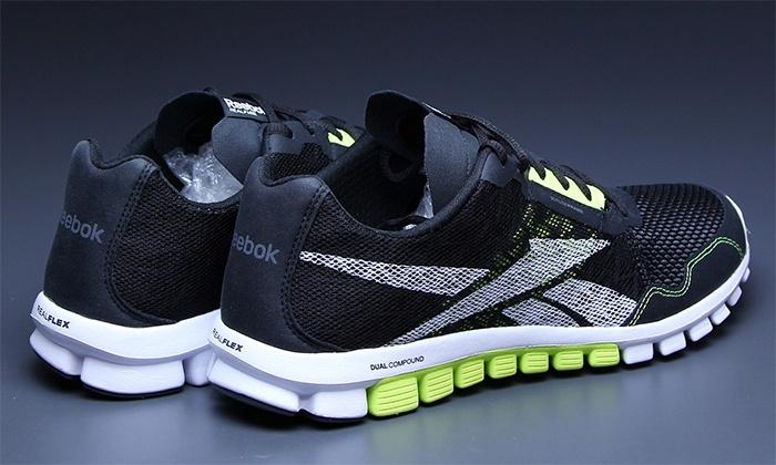 Męskie buty do biegania Reebok RealFlex 2.0 | Groupon