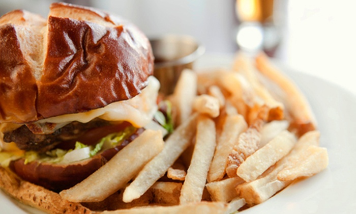 The Third Rail - Darien: Gastropub Food at The Third Rail (Up to Half Off). Two Options Available.
