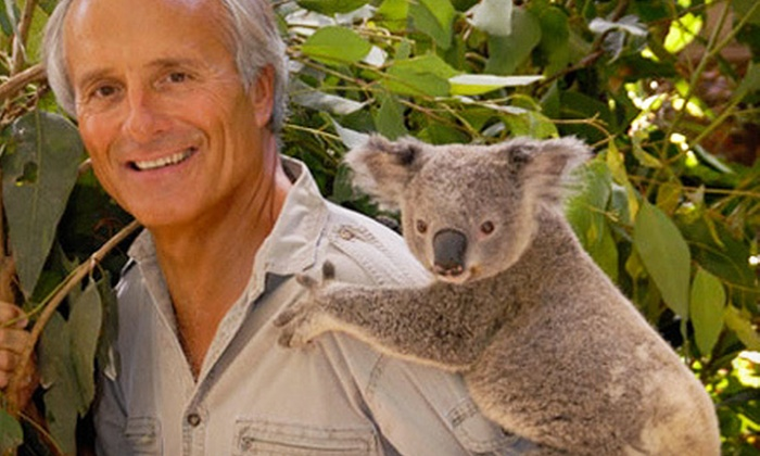 Jack Hanna's Into The Wild Live! - House of Blues Dallas: $23 to See Jack Hanna's Into the Wild Live! at House of Blues Dallas on Saturday, January 26 (Up to $45.83 Value)