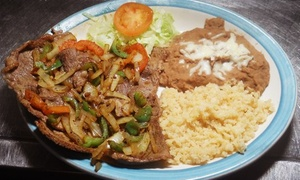 Rostizeria Los Reyes: Mexican Food at Rostizeria Los Reyes (50% Off). Two Options Available.