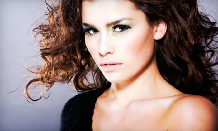 Sas Salon - Sas Salon: Women's Haircut and Style with Optional Deep Conditioning or Partial Highlights at Sas Salon in Metairie (Up to 59% Off)